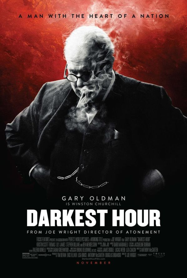 blivale images film darktest hour gary oldman winston chrchill