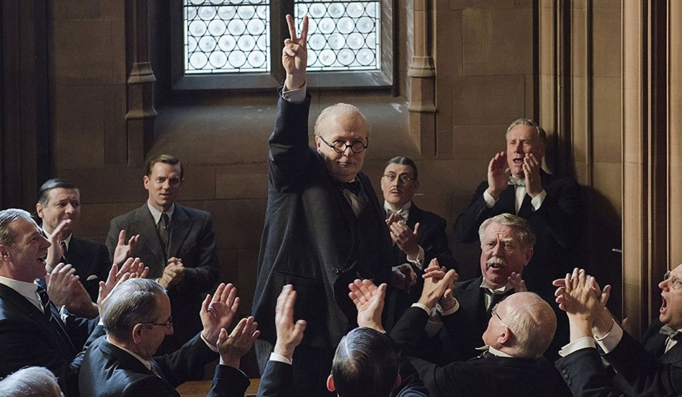 """Darkest Hour"", a movie full of quotes but also of history"